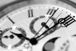 El Tiempo no se puede controlar, el Cronograma sí. Administración del Cronograma