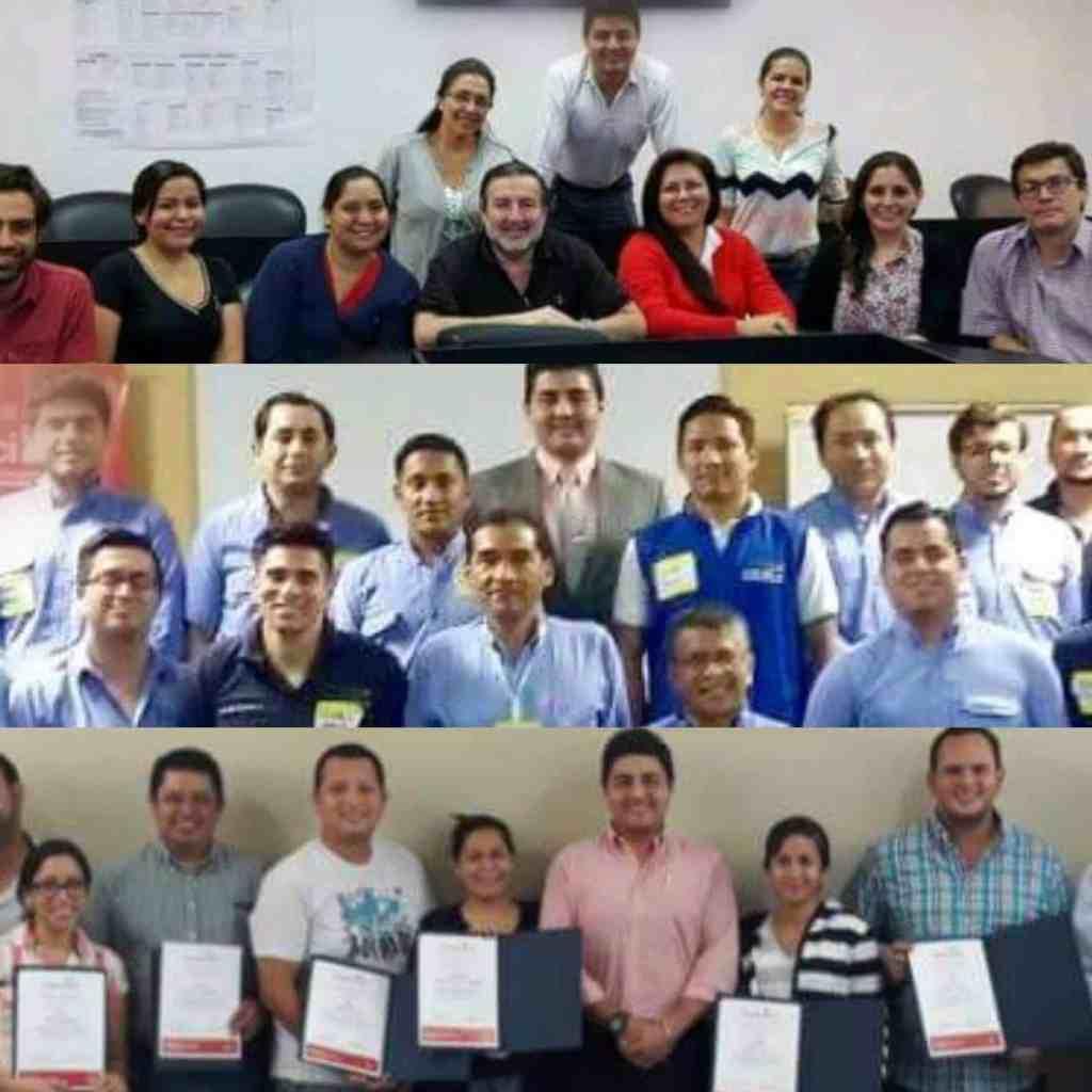 Programa Integral de Capacitaciones en Dirección de Proyectos